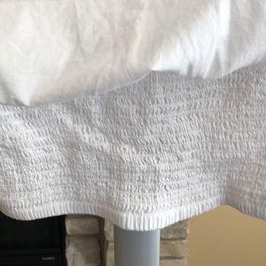 Express Tops - Express cotton off shoulder shirt